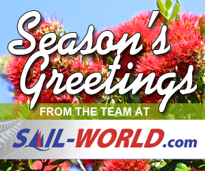 Sail-World NZ Christmas