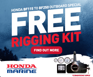 Honda Free Rigging to Oct 31 2019