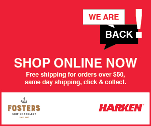 Harken_We are back_300X250 FA