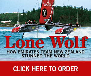 Sail World NZ Lone Wolf