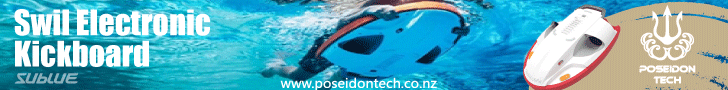 Poseidon Tech Kickboard 728x90 TOP