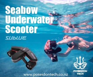 Poseidon Tech Seabow 300x250