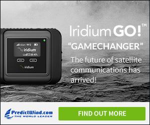 Predictwind - Iridium 250