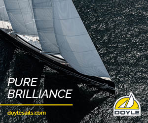 Doyle Sails 2020 - Pure Brilliance 300x250