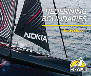 Doyle Sails 2020 - Redefining Boundaries 300x250