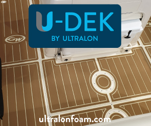 Ultralon U-Dek - Brown 300x250