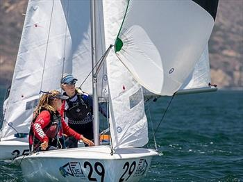 Harken 29er Grand Prix Round 1 at the Weymouth & Portland