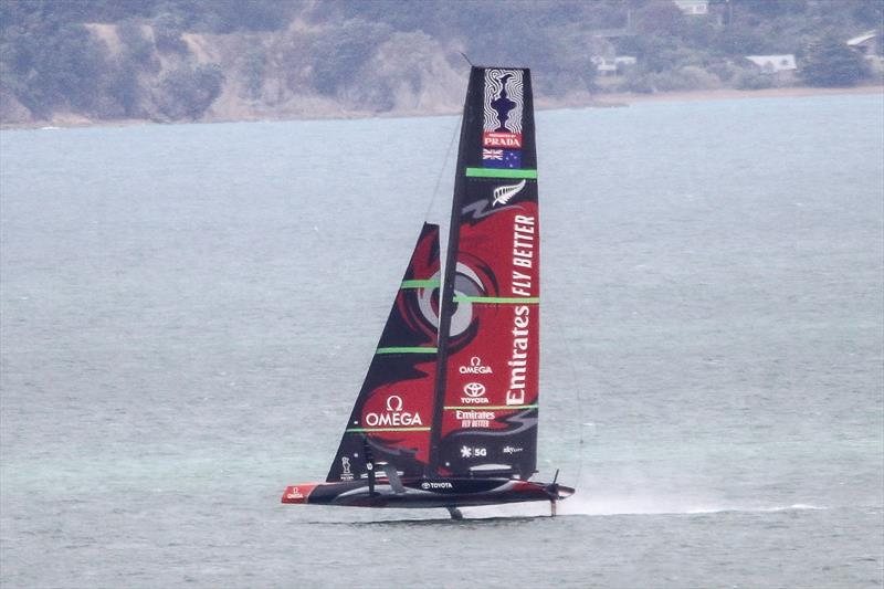 Emirates Team New Zealand in The Paddock - January 8, 2020 - photo © Richard Gladwell / Sail-World.com