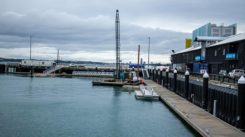 Luna Rossa - America's Cup Bases - Auckland - June 16, 2020 - photo © Richard Gladwell / Sail-World.com