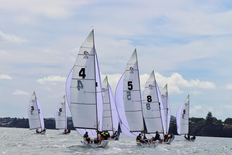 Harken National Secondary Schools National Championships, March 2019 - photo © Andrew Delves