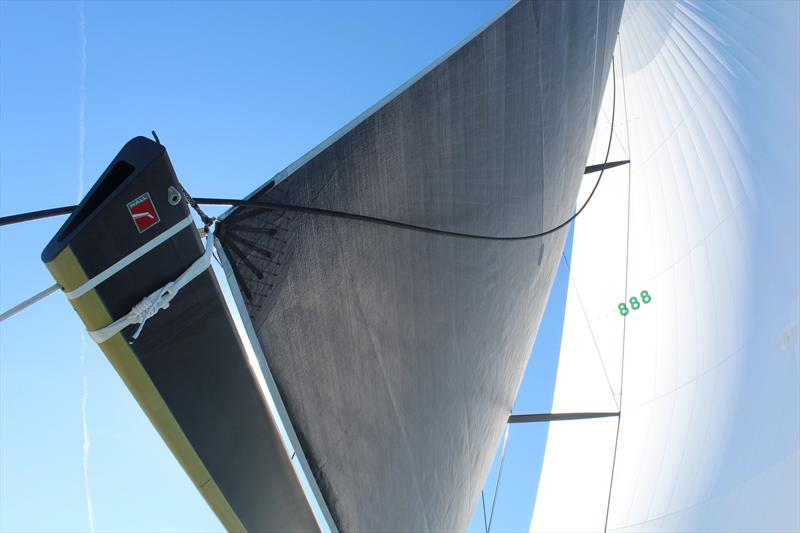 Highland Fling 16 - fitted with Hall Spars -  Rolex Middle Sea Race 2018 - photo © Hall Spars