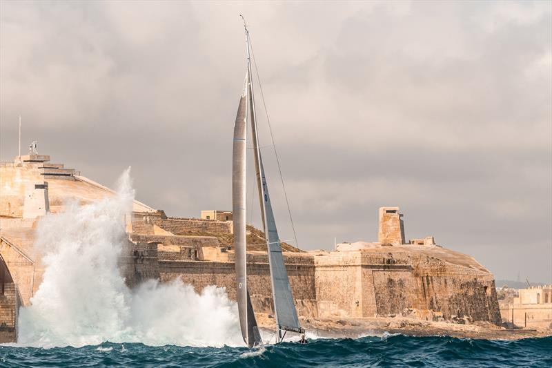 Malta is an historic seaport in the Mediterranean dating back to 5900BC - photo © Alex Turnbull