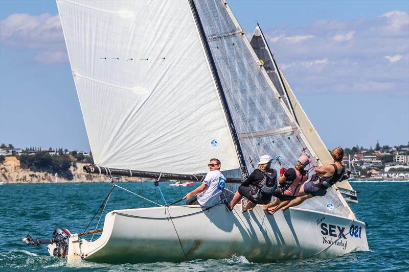 Auckland Regatta - Day 2 - Royal NZ Yacht Squadron - March 15, 2020 - Waitemata Harbour - photo © Andrew Delves
