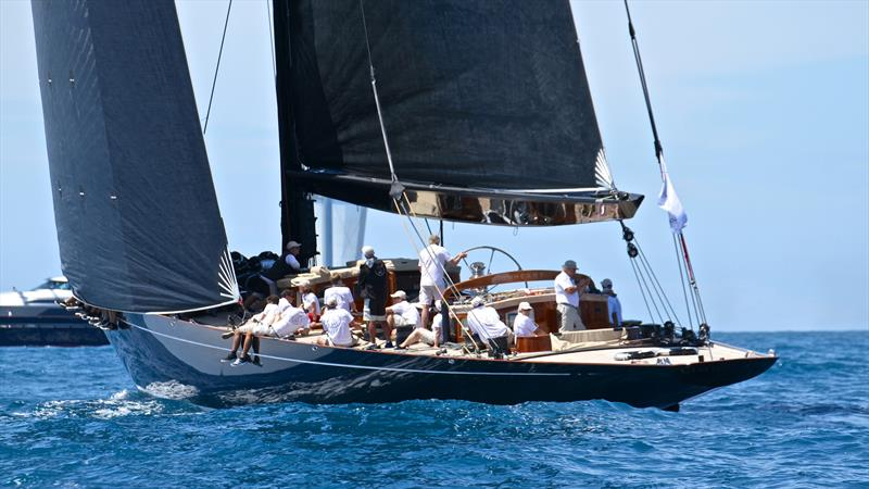 J Class Regatta, Bermuda, June 2017 - photo © Richard Gladwell