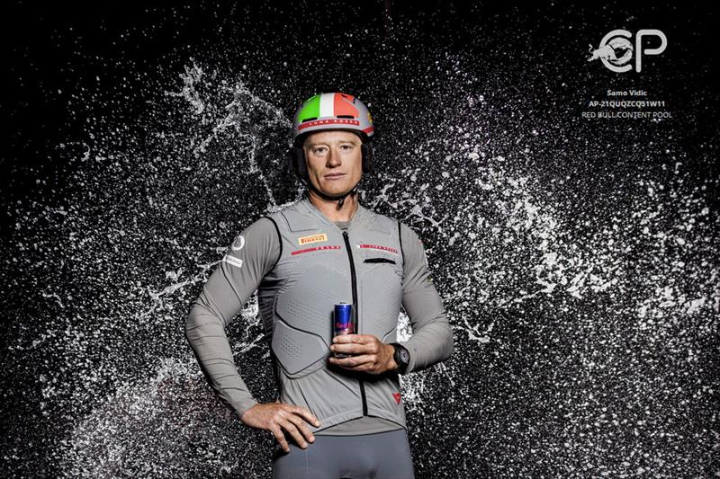 Jimmy Spithill photo copyright Sander van der Borch / Red Bull Content Pool taken at