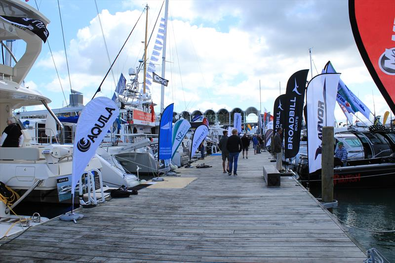 The Auckland On Water Boat Show is on now and provides a platform for the NZ marine industry to grow its market - photo © Auckland on the Water Boat Show