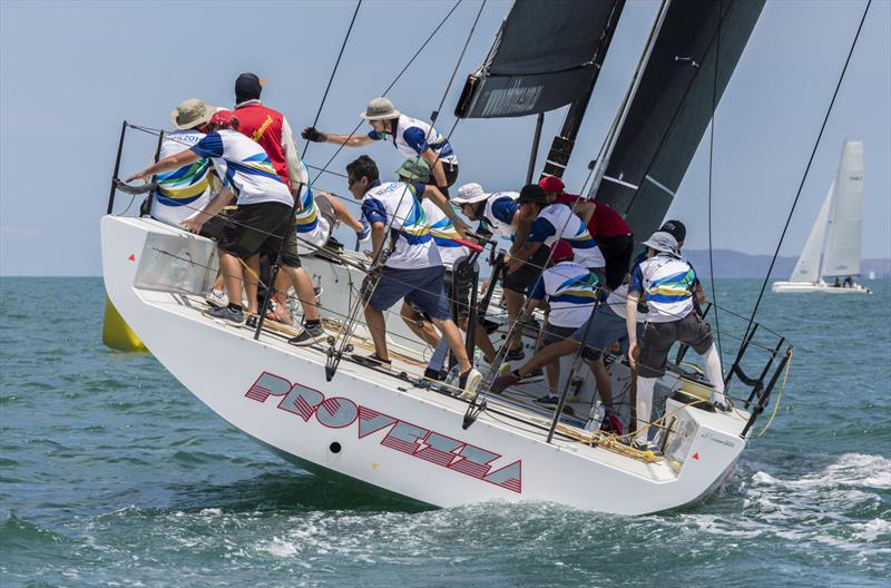 Top of the Gulf Regatta 2019. Team Hollywood. - photo © Guy Nowell / Top of the Gulf Regatta