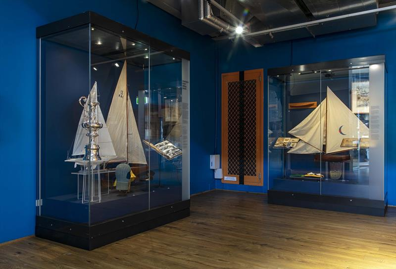 Some of the new displays at the Australian National Maritime Museum's Wharf 7 district. - photo © ANMM