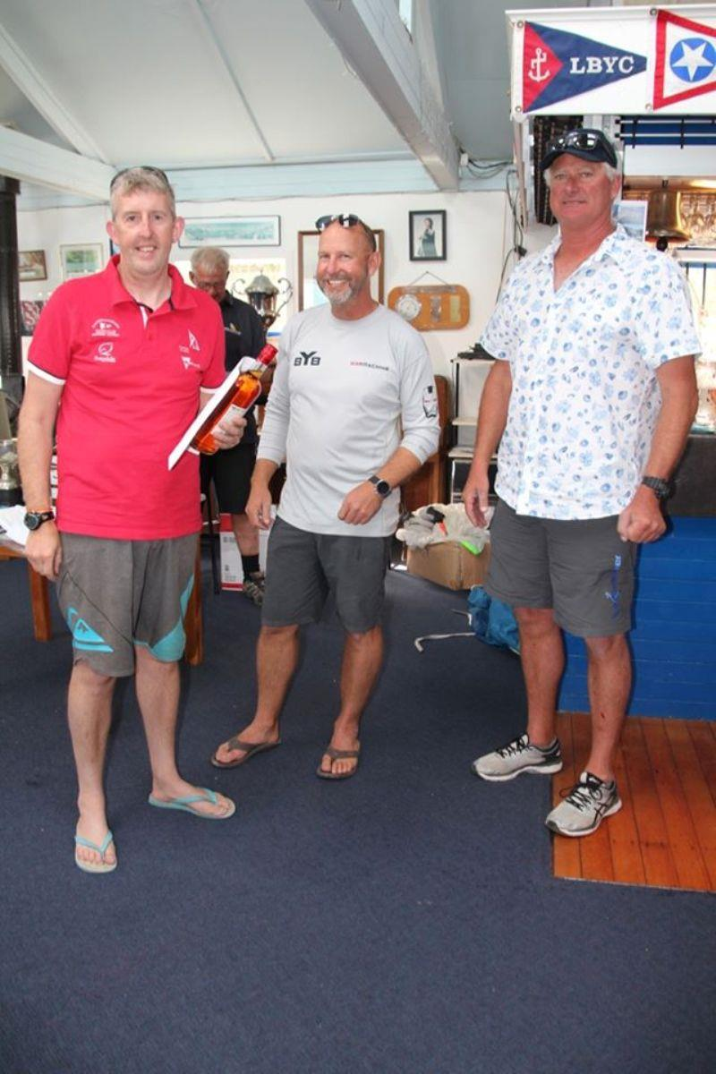 Prizegiving - 2020 North Sails Young 88 South Island Championships - photo © Mike Leyland / Young 88 Owners Assocation