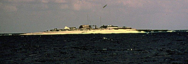 Amboyna Cay Spratly Islands photo copyright Jack and Jude taken at