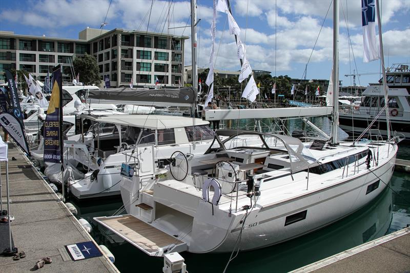 Auckland On the Water Boat Show - Final day - October 6, 2019 - photo © Richard Gladwell