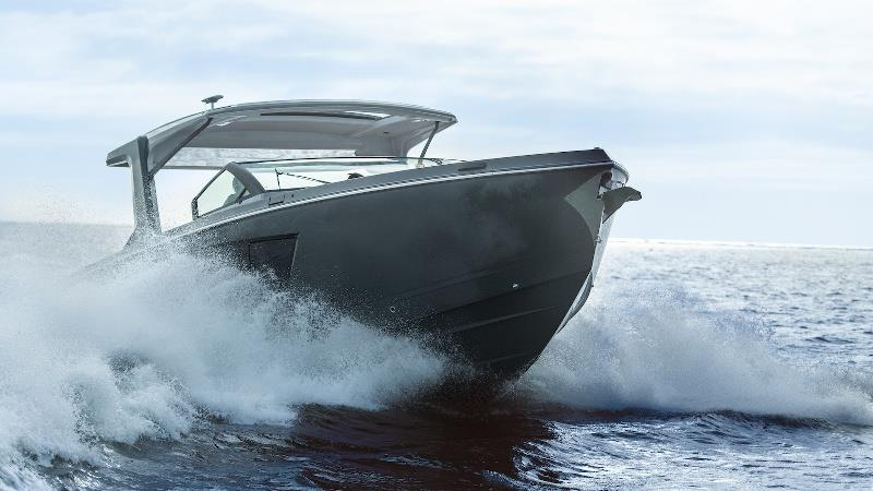 AV40 photo copyright Aviara Boats taken at  and featuring the Power boat class