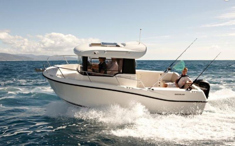 Arvor 605 Sportsfish photo copyright Arvor Australia taken at  and featuring the Power boat class