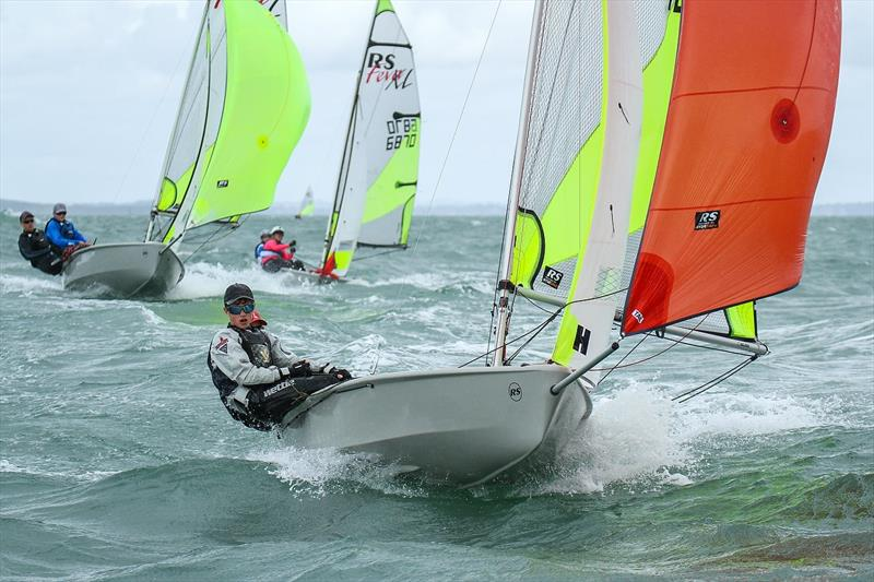New Zealand is expected to provide a variety of conditions for the 2021 RS Feva Worlds at Manly SC, Auckland Dec 2020 - January 2021 - photo © Richard Gladwell / Sail-World.com