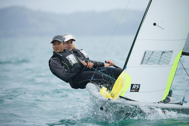 2021 RS Feva Worlds will be staged at Manly SC, Auckland Dec 2020 - January 2021 - photo © RS Feva
