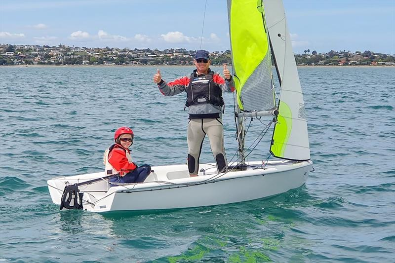RS Feva North Island Championships, October 2019 - photo © NZ Sailcraft
