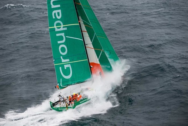 Groupama - 2011/12 Volvo Ocean Race  © Paul Todd/Outside Images http://www.outsideimages.com