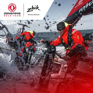 Volvo Ocean Race - Zhik named as sailing apparel for Dongfeng Race Team for 2017/18 Volvo Ocean Race - May 2017 photo copyright Zhik http://www.zhik.com taken at  and featuring the  class