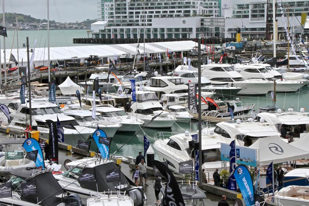 Marina - 2017 Auckland on the Water Boat Show - Day 4 © Richard Gladwell www.photosport.co.nz