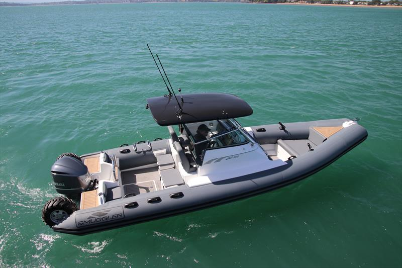 The Strata 800 Mid Cabin by Smuggler Marine - photo © Pauline Pringle, Smuggler Marine