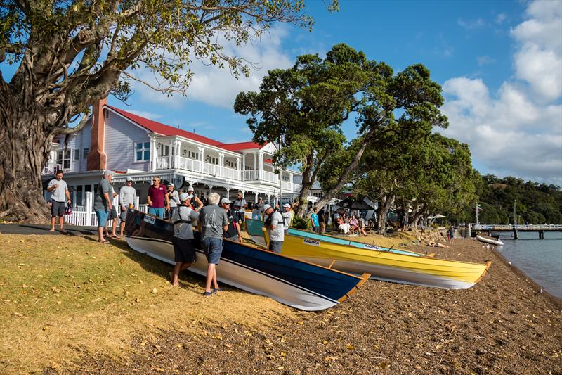 The NZ Millennium Cup is hosted in the historic Bay of Islands, and for the 2020 and 2021 regatta Royal Huisman has joined the NZ Millennium Cup as a co-Platinum sponsor photo copyright Jeff Brown taken at Bay of Islands Yacht Club and featuring the Superyacht class