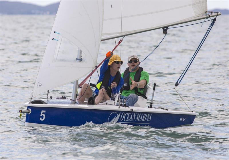 Disabled Sailing Thailand - sailing S\V14s at Top of the Gulf Regatta - photo © Guy Nowell