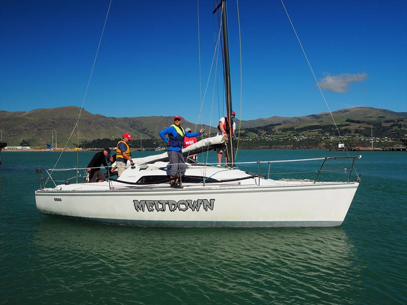 2018 Knight Frank Young 88 South Island Championship - 3rd overall - Meltdown - photo © Andrew Herriot