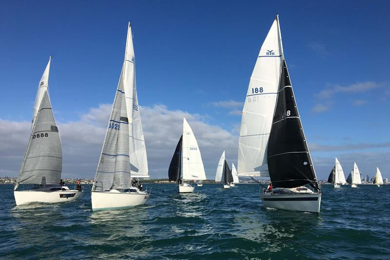 Young 88 two-handed champs - Bucklands Beach Yacht Club - Auckland - May 2020 - photo © Young 88 Owners Association